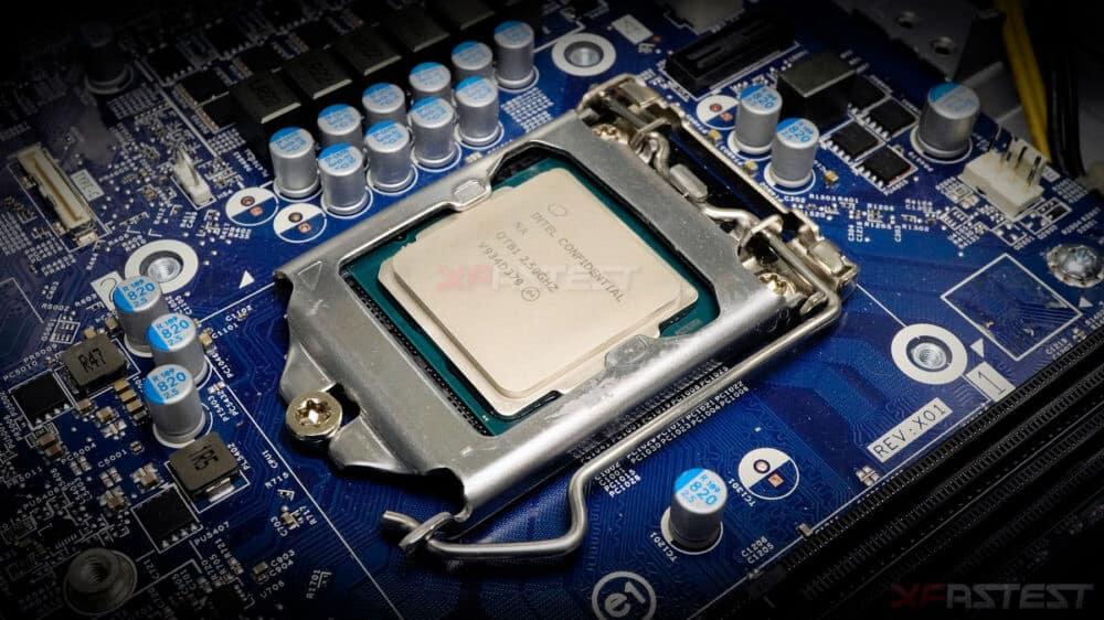 Intel Core i7 CPU i5 ilə müqayisədə həmişə daha sürətli olur? 1