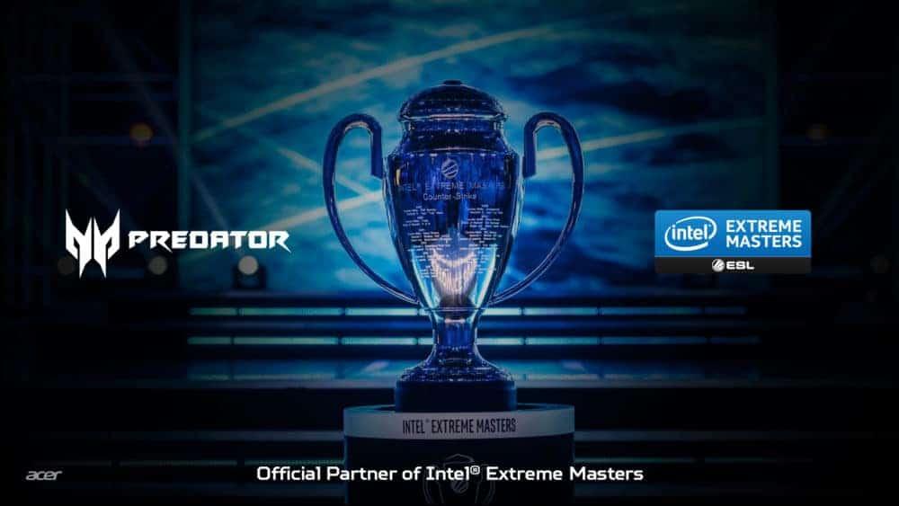 Acer bude následující tři roky jedním znejvýznamnějších partnerů ESL