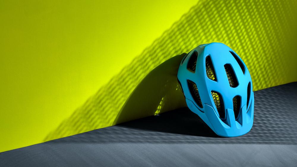 Bontrager prezentuje nowe, tańsze kaski z technologią WaveCel