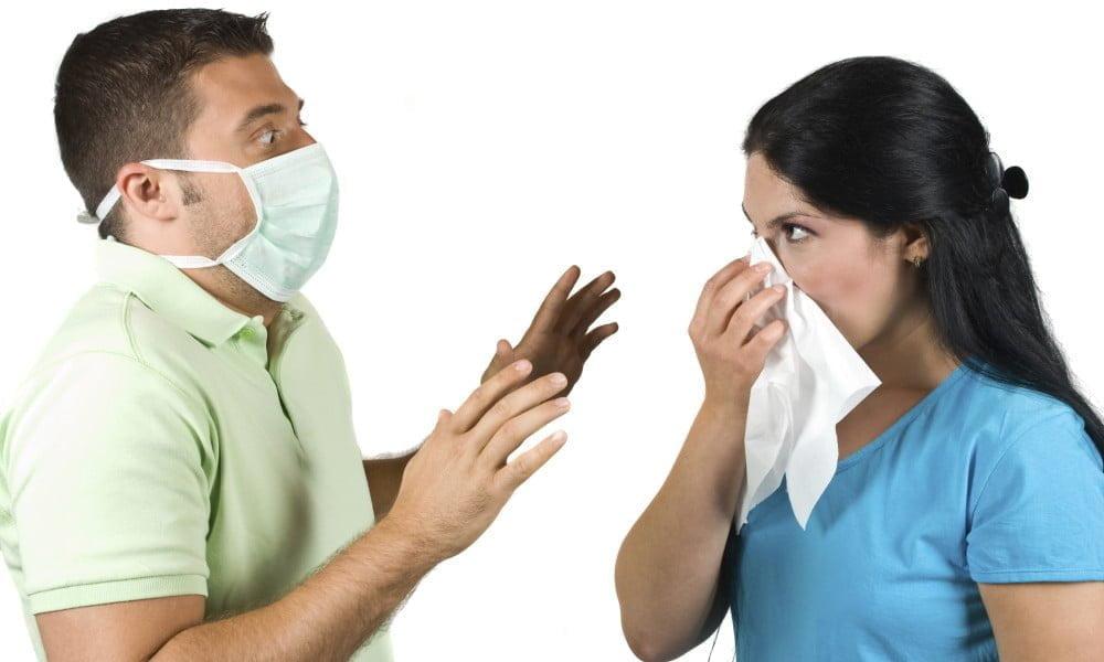 защита от гриппа