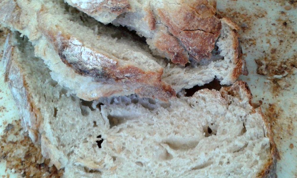 Brotesser im Alten Ägypten, Brot