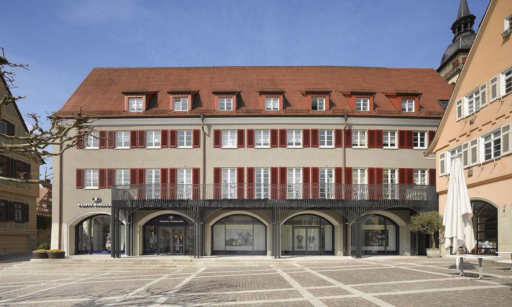 Marktplatz Arkaden, Bietigheim
