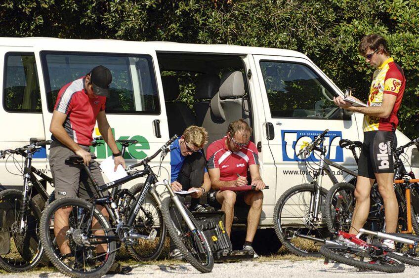 30 lat testów rowerowych w BIKE