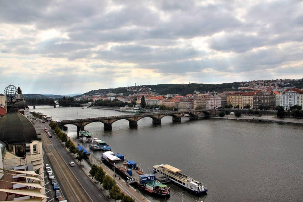 praha bridge