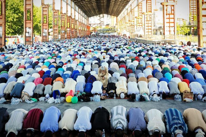 Мусульман в Германии меньше, чем думают немцы фото 1