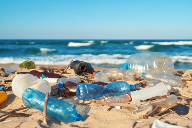 загрязнение океанов фото