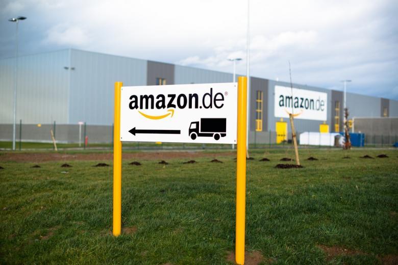 Amazon в Германии