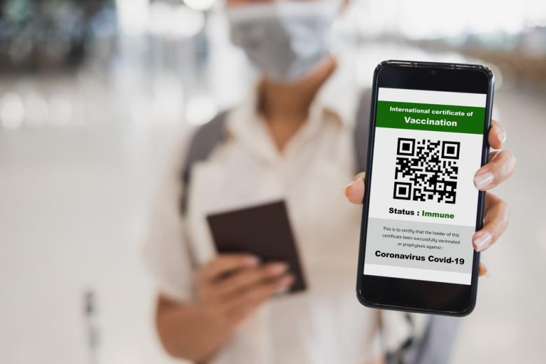 цифровые паспорта вакцинации в Германии Foto: Nattakorn_Maneerat/shutterstock.com