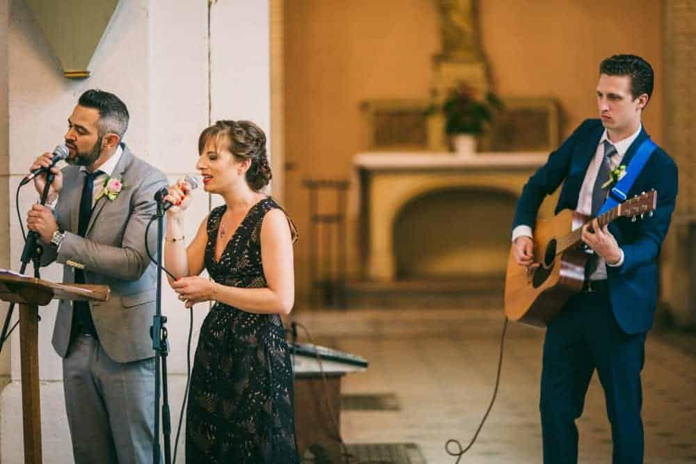 Photos mariage église de Coulommiers