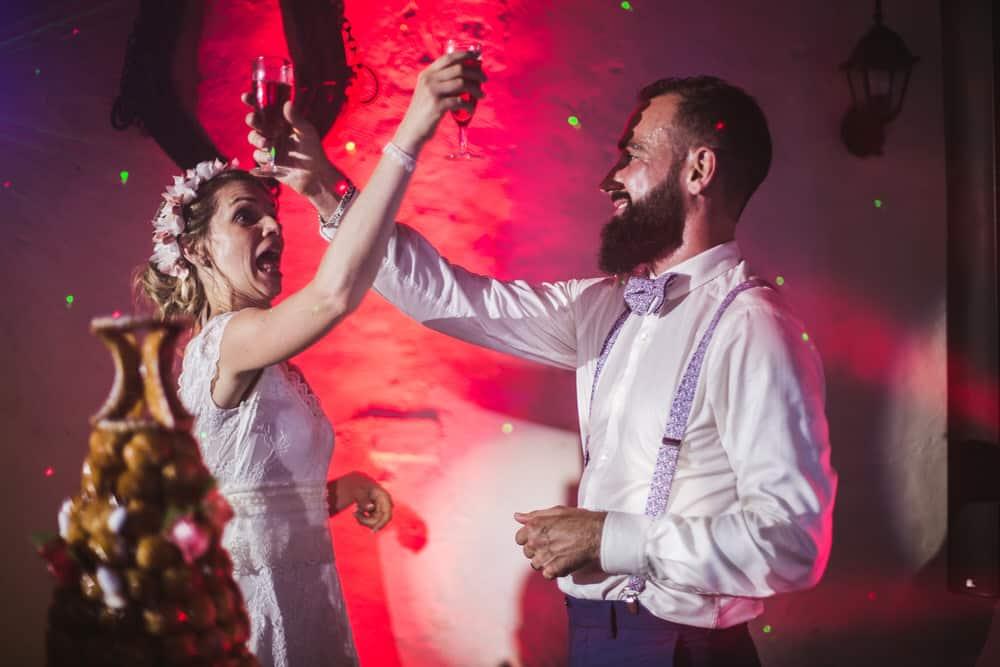 Photos de mariage à la ferme de la petite loge