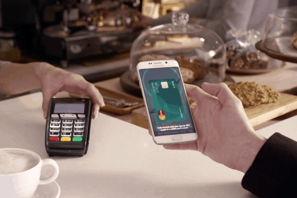 Samsung Pay - systém plateb za pomoci telefonu získává na oblibě