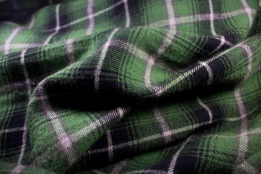 Tweed fabric - Autumn colours