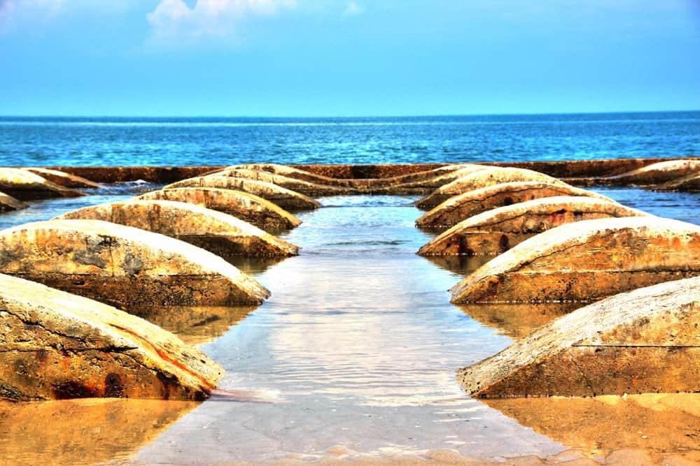 Port Dickson guide beach