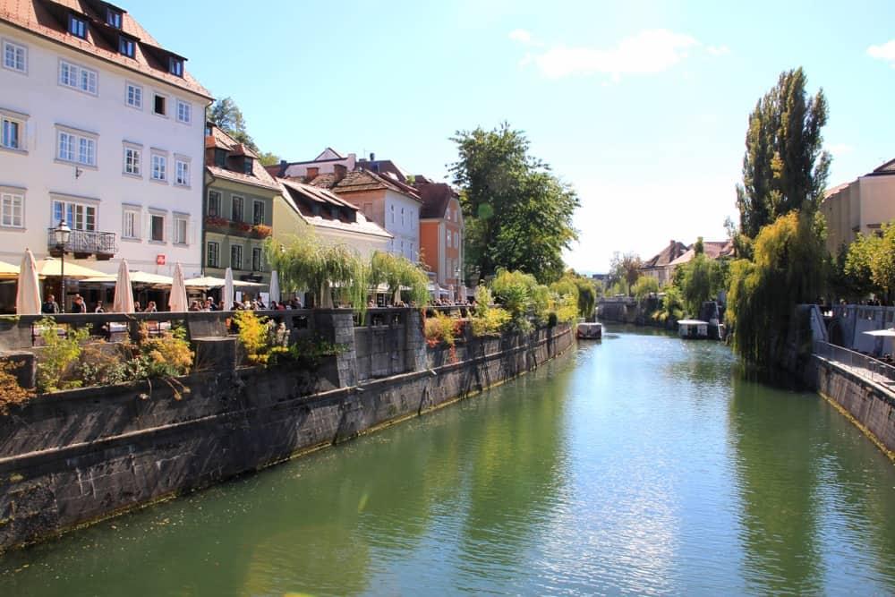 Ljubljana canals