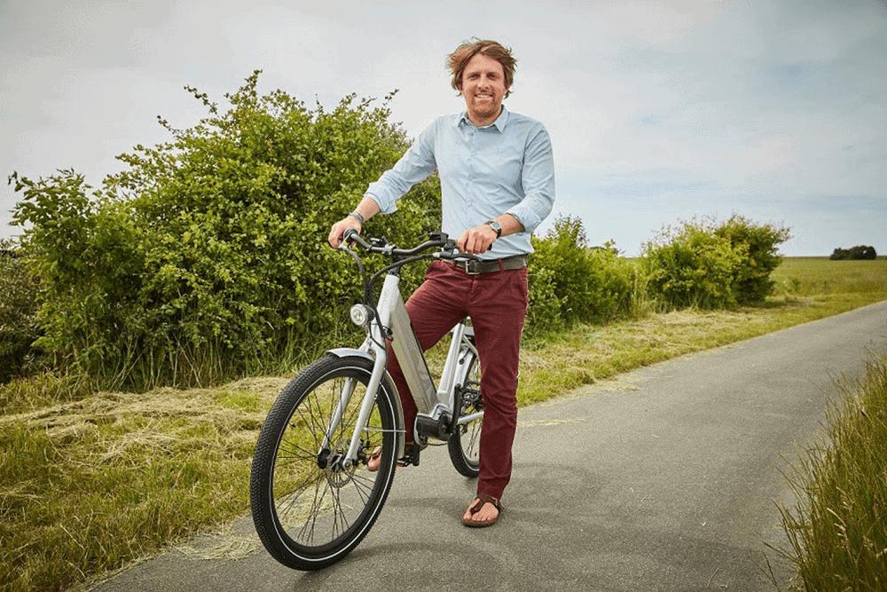 Attraktive Angebote für Unternehmen zum E-Bike-Sharing in Flensburg