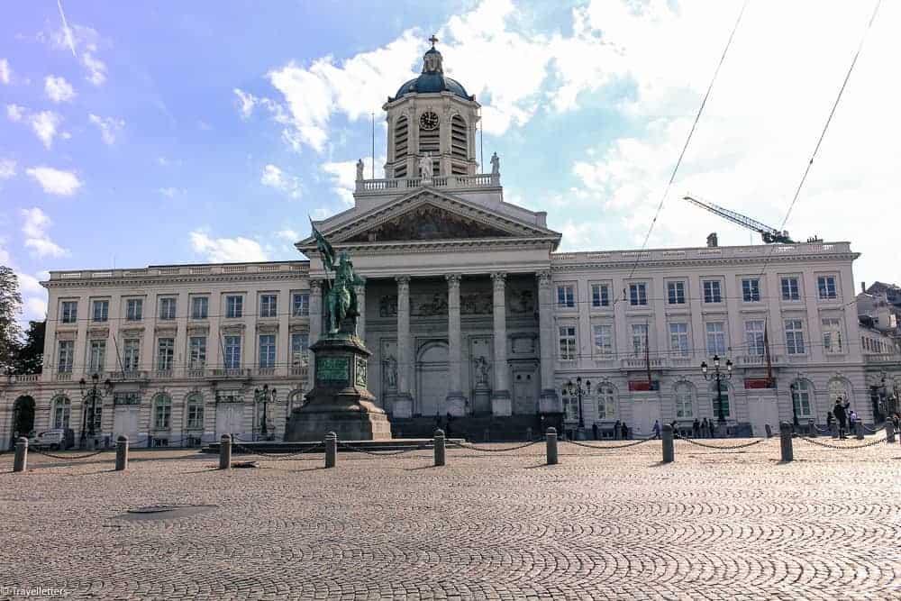 Kongeslott i Brussel, Storbyferie i Europa, weekendtur til Brussel, hotell i Brussel sentrum, ting å gjøre i Brussel, jentetur til Brussel, kjærestetur til Brussel, storbyferie tips, helgetur i Europa