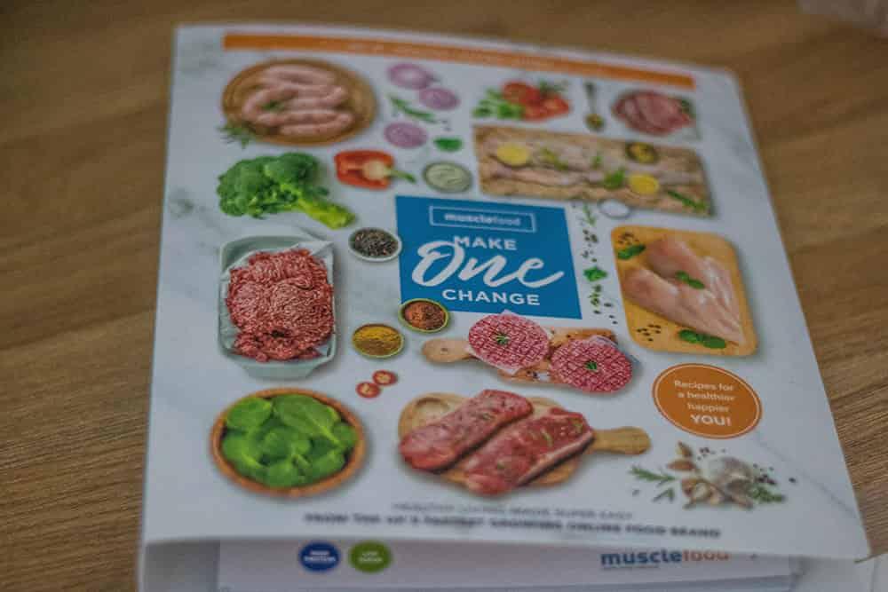 MuscleFood Discount - Free Recipe Folder | AmateurChef.co.uk