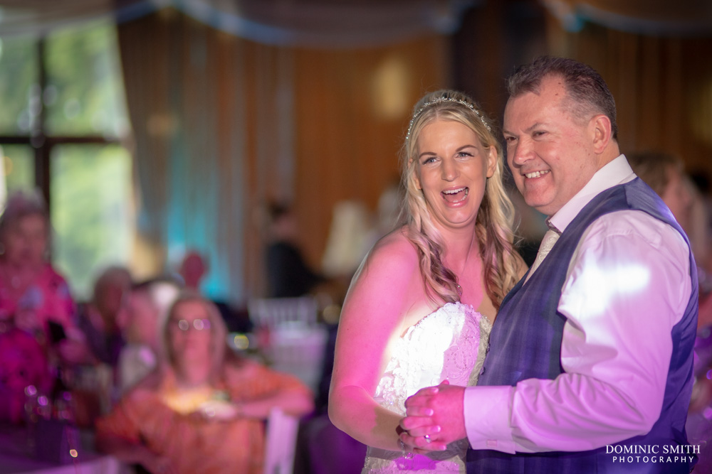 First Dance at The Ravenswood 2