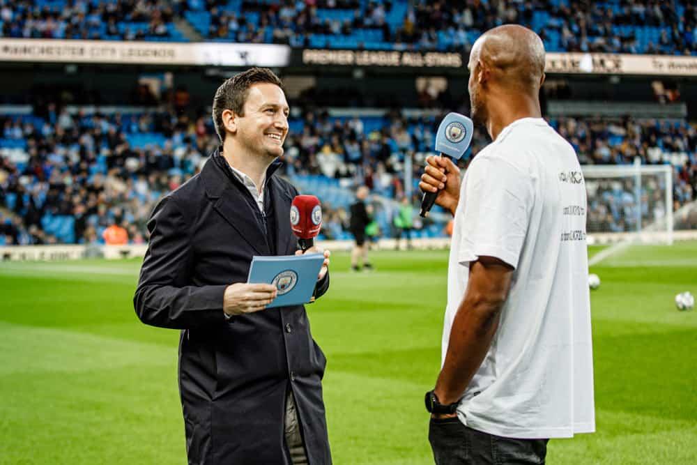 Manchester City Football Club Testimonial
