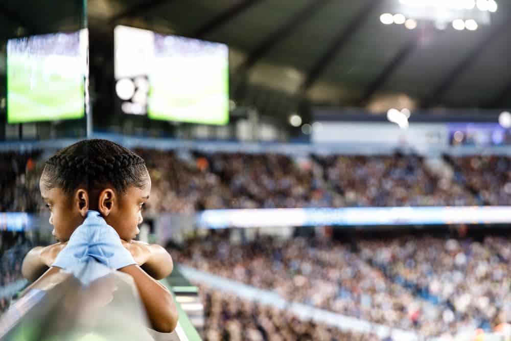 manchester city football club vincent komany testimonial