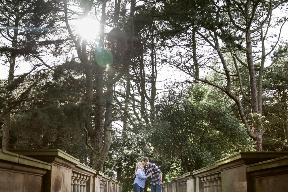Ashton Memorial Engagement Photoshoot