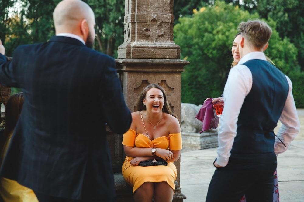 Crewe Hall Wedding Photography