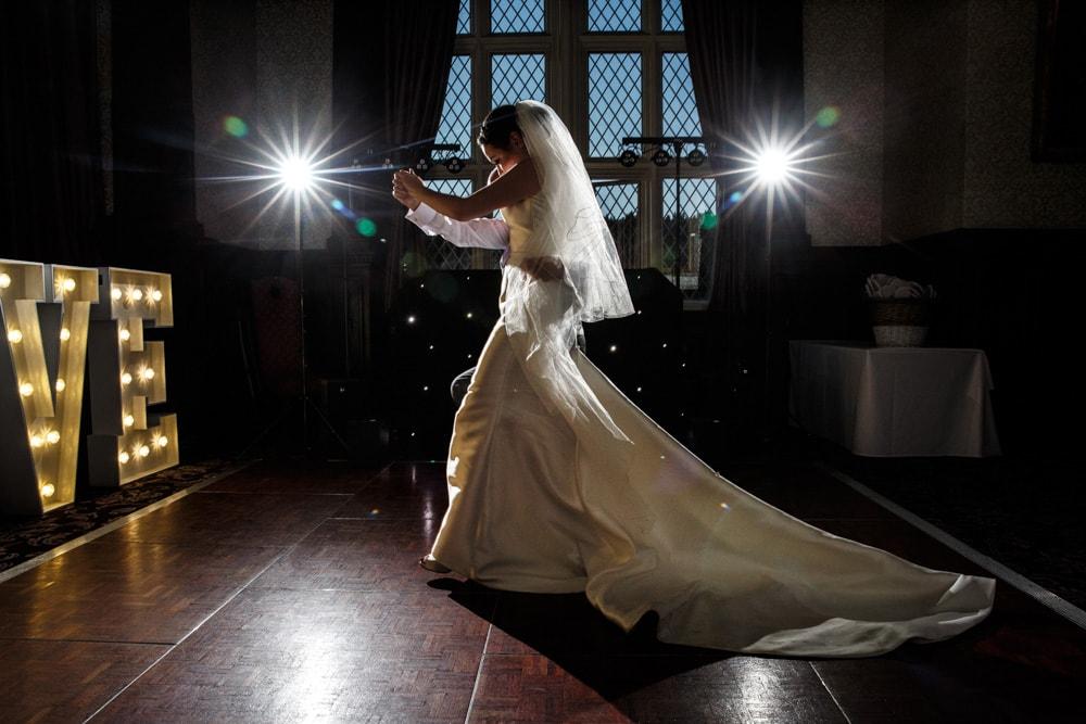 Wedding Photographers at Crewe Hall