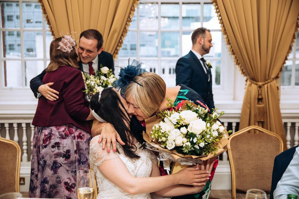A Manchester Hall Wedding