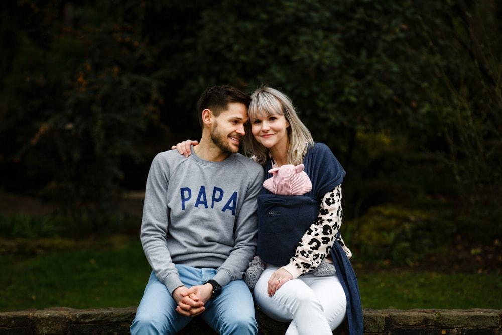 Family Portrait Photos taken in Manchester