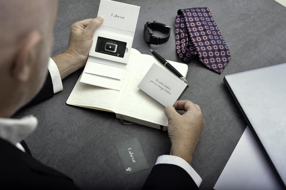Labcut - Foto regalo aziendale