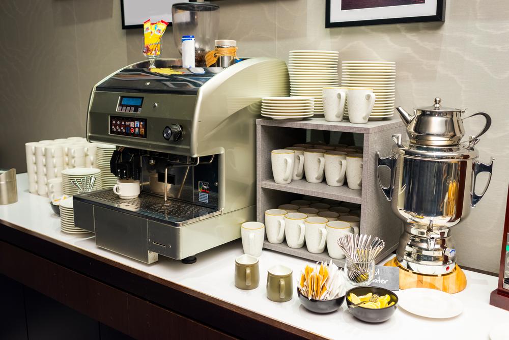 Kaffeevollautomat für die Gastronomie