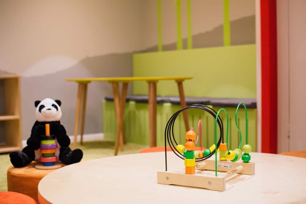 Детская зона Тануки «Тануки» открывает игровые зоны для детей ARI 1761 2