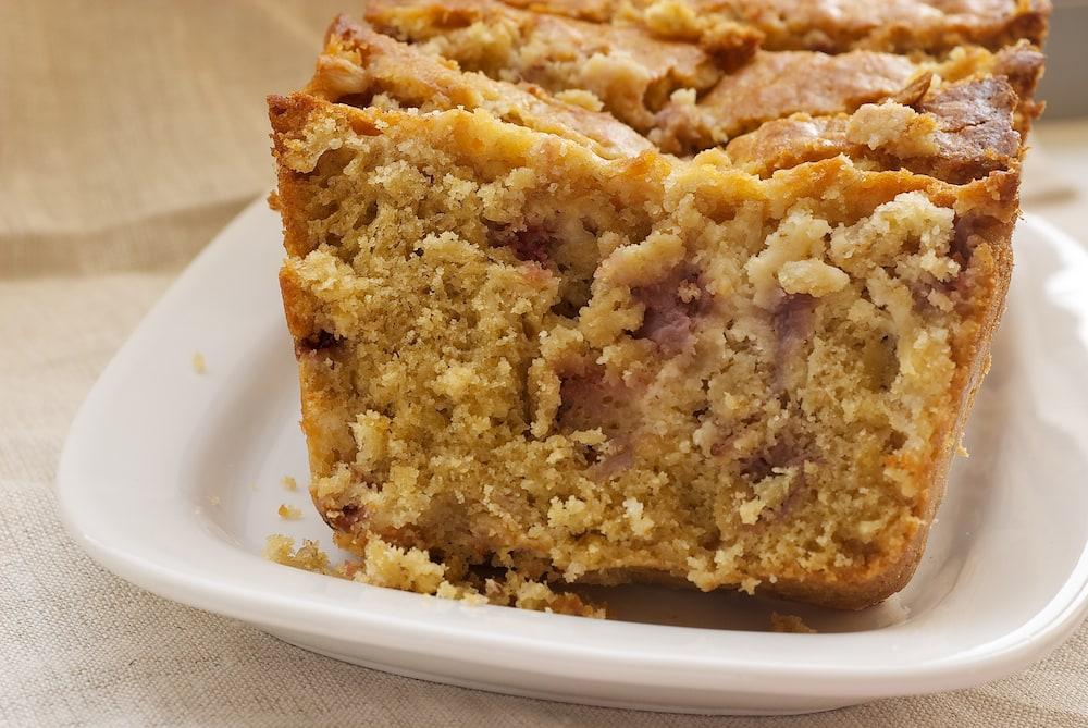 Strawberry Cream Cheese Bread | Bake or Break