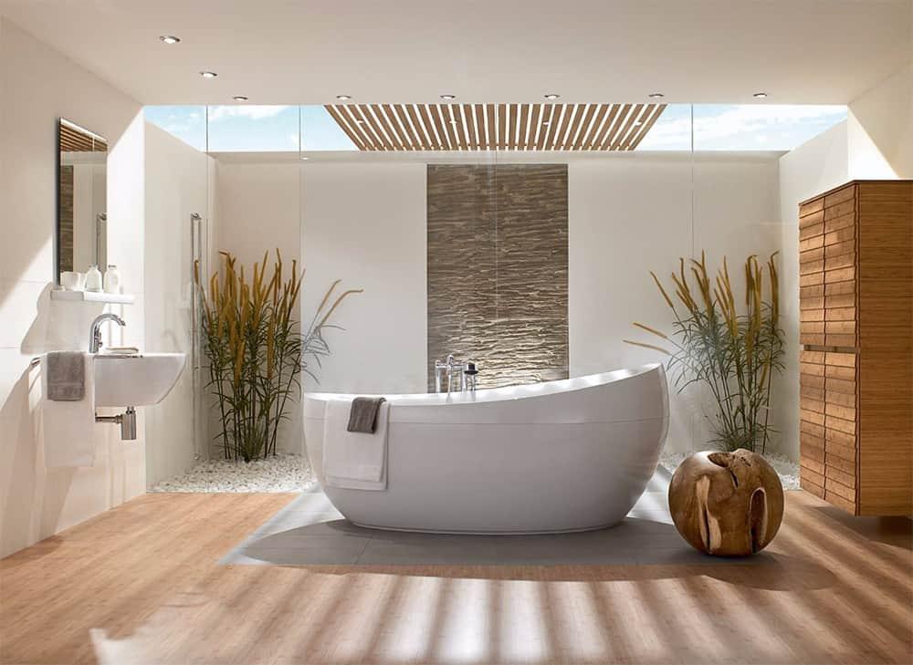 Штукатурка для ванной комнаты