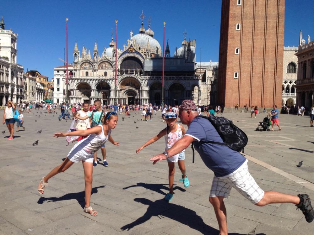 Benátky - nám. Sv. Marca