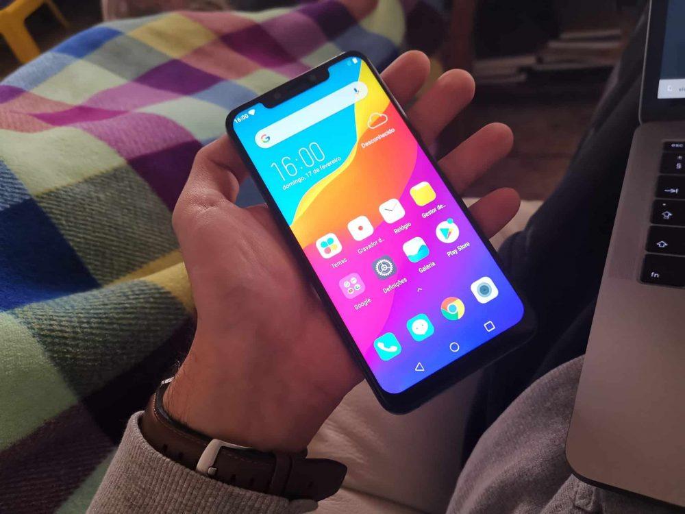 Análise Elephone A5