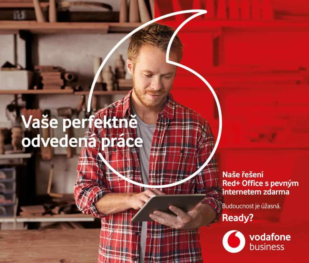 SIM kartu sčíslem 1,5 milionu převzal rodinný autodopravce: Vodafone