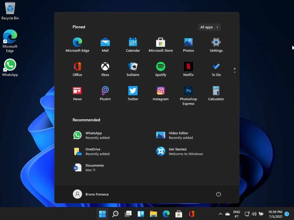 Windows 11 melhor