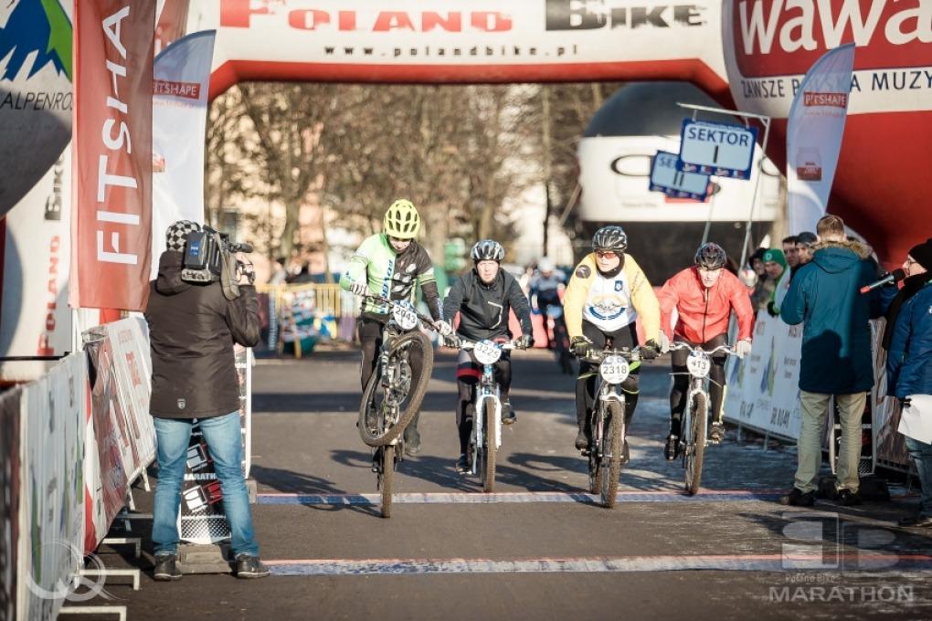 Sylwestrowy Poland Bike w Otwocku – relacja