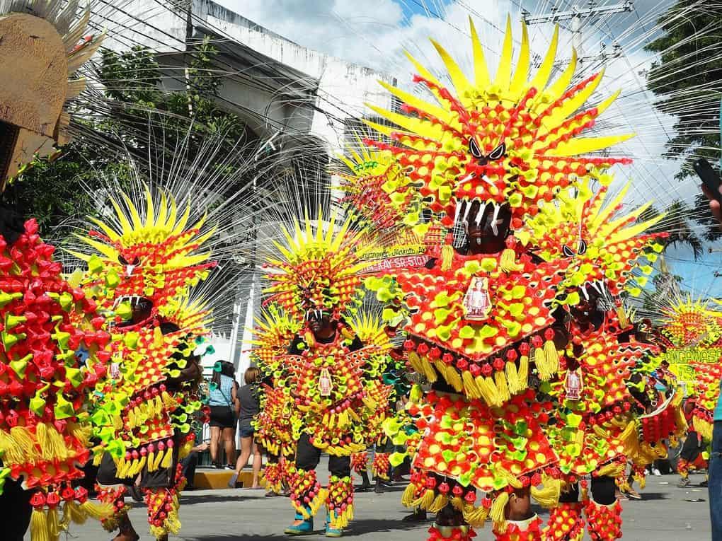 Ati Atihan Festival in Kalibo Philippines