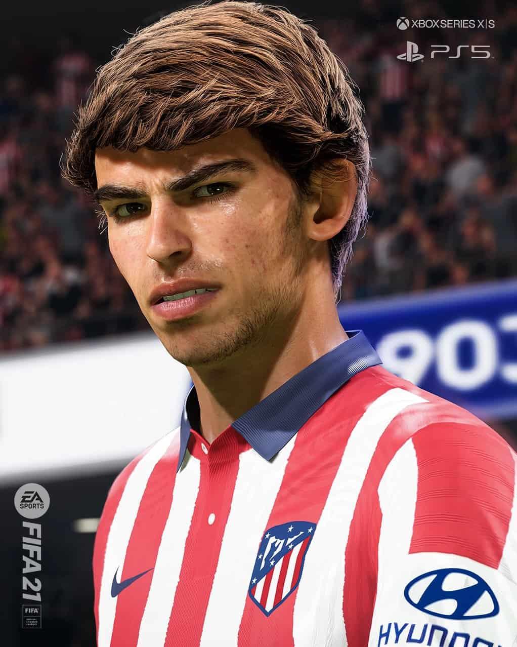 FIFA 21 muito realista