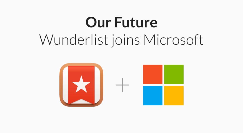 Microsoft übernimmt Entwickler von Wunderlist - 6Wunderkinder 1