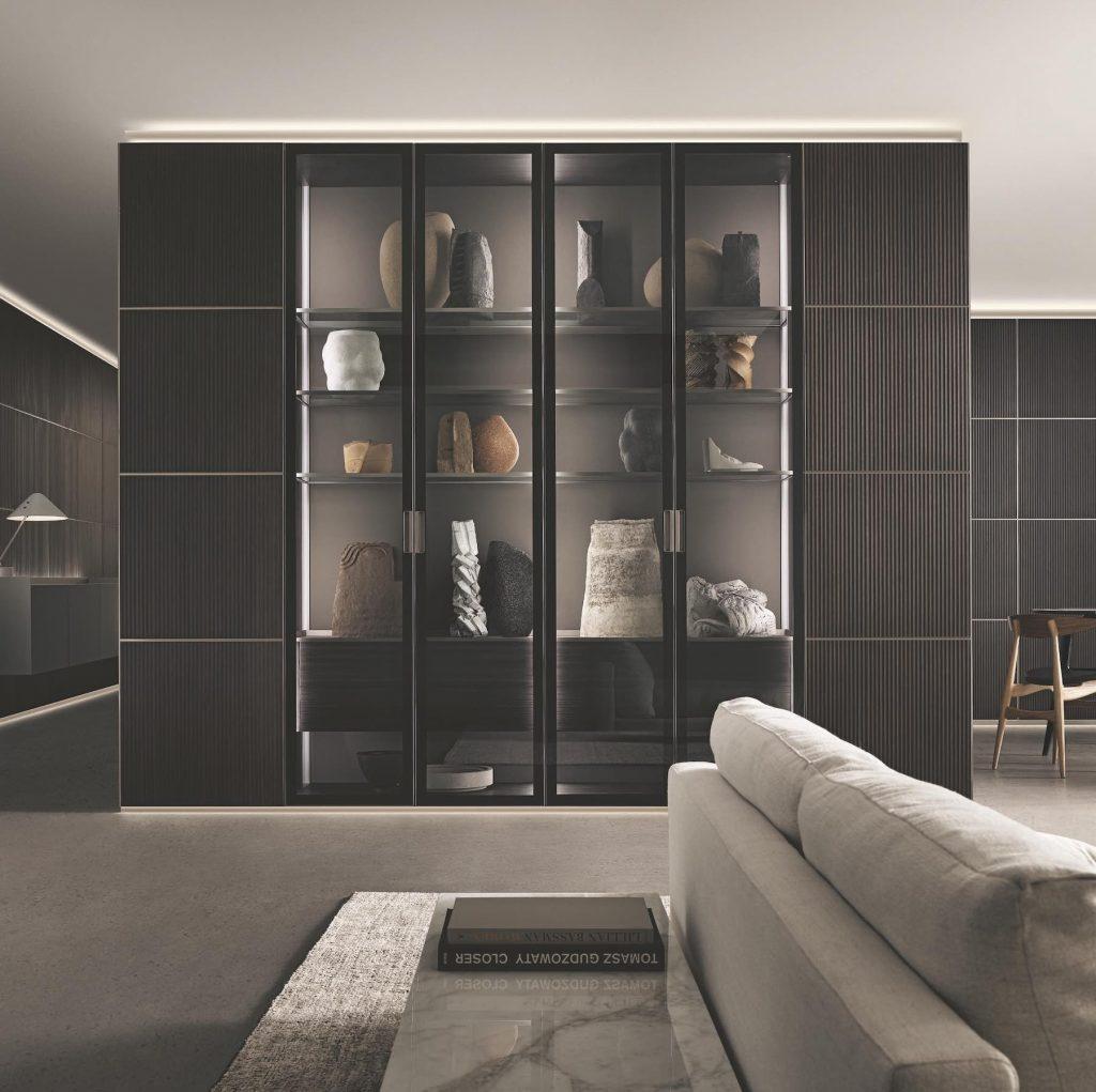 Nowoczesne wnętrza domów Rimadesio kolekcja 2020 01