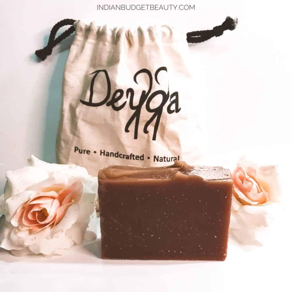 Deyga Rose Pink Clay Soap Review