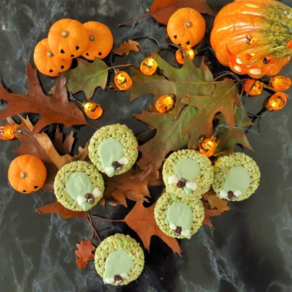 Halloween Treats - Gruffalo Warts