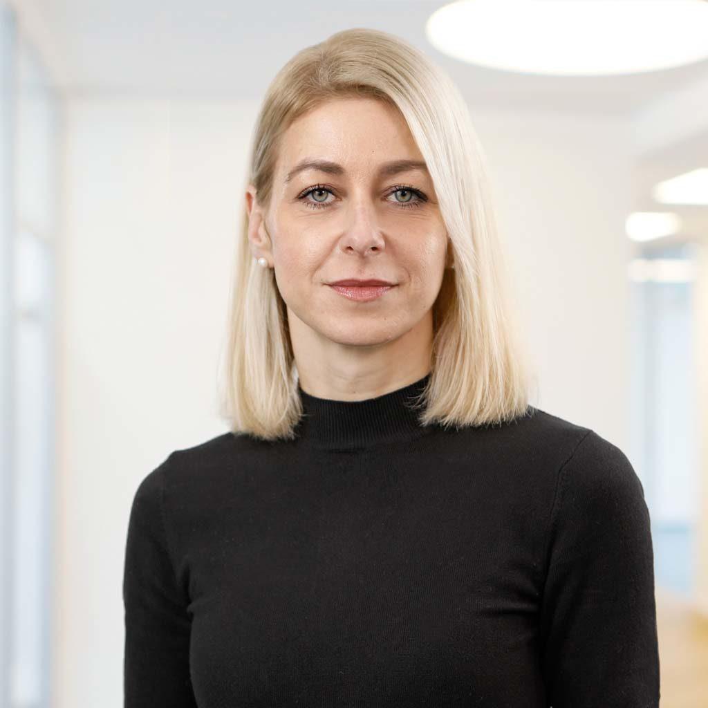 Anna Araszkiewicz, Personalberatung