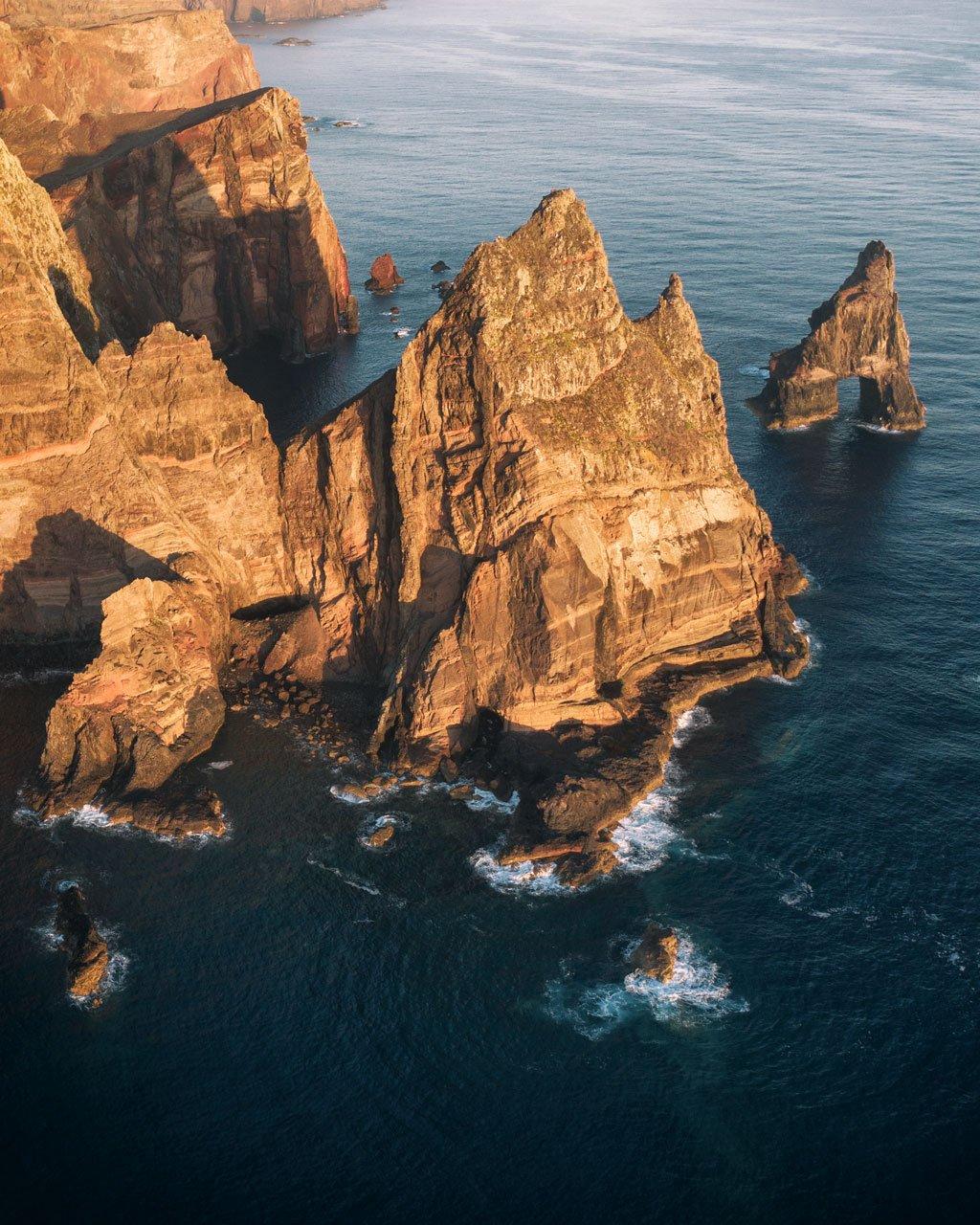 São Lourenço cliffs
