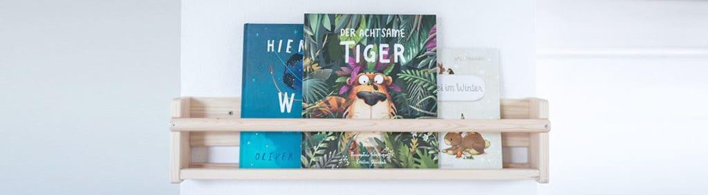 Der achtsame Tiger ein phantasievolles Bilderbuch