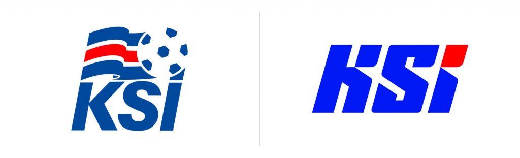 KSÍ ma nowe logo