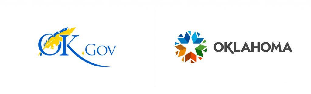 oklahoma zmienia logo